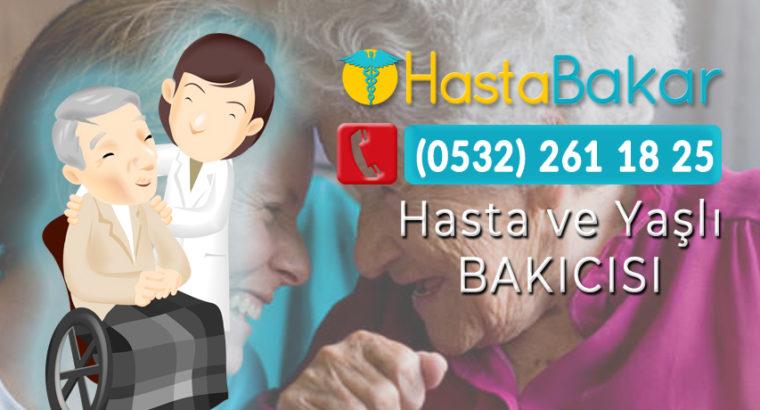 Edirne Hasta Bakıcı ve Yaşlı Bakıcısı Şirketi
